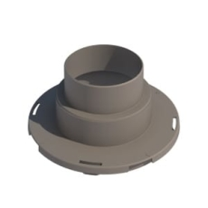 Boligflex Plus Fordelerboks Adaptor BFP FB ADAP 100 125