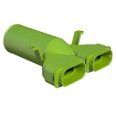 Boligflex Plus Ventil boks BFP KVB 2X13060 Ø125 Inline