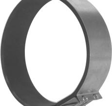 Muffekobling MFK 125 mm