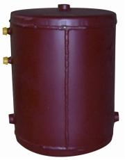 Åben ekspansionsbeholder 40 liter m/vsl