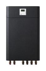 Calefa S 40-V ECL Bymodel 1 - Direkte