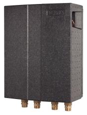 Termix Novi type 2 med fuldisolering og kabinet