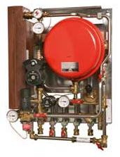 Termix Kabinet 430 mm hvid VVX GT