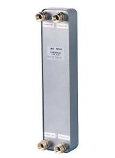 Redan varmeveksler 2-12, fremstillet af syrefast stål AISI 3