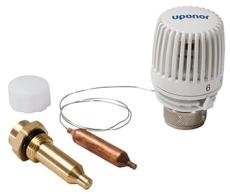 Uponor Fluvia T termostat m/løs føler