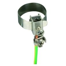 Potentialudligning Rørspændebånd A2, Ø9,5-17 mm, 2,5-10 mm²