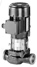 TP 50-120/2 BUBE 3X220-200/380-415 P