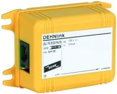 Transientbeskyttelse svagstrøm Dehnlink TC ECO RJ12