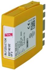 Transientbeskyttelse svagstrøm blitzductor SP M2 BE HF 5