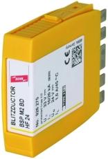 Transientbeskyttelse svagstrøm blitzductor SP M2 BD HF 24