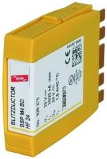 Transientbeskyttelse svagstrøm blitzductor SP M4 BD HF 24
