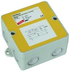 Transientbeskyttelse svagstrøm Dehnbox U2 KT BD S 0-180