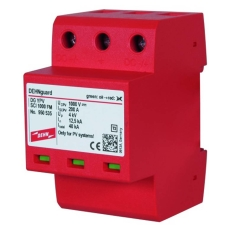 Transientbeskyttelse PV DC Dehnguard YPV SCI 1000 FM Kompakt