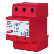 Transientbeskyttelse PV DC Dehnguard YPV SCI 600 FM Kompakt