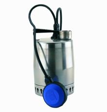 """Grundfos pumpe KP150A-1 med 5/4"""" muffe og 5 m kabel, 230 V"""