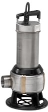 """Grundfos pumpe AP35B.50.08.3 med 2"""" nippel, 5 m kabel, 400 V"""