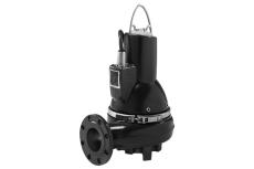 Grundfos pumpe SL1.50.65.09.2.50B DN65, 10 m kabel, 400 V