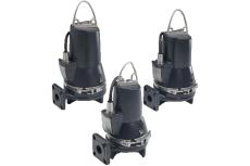 Grundfos pumpe SEG.40.40.2.50B standard med 10 m kabel, 400