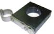 Grundfos beslag til elektrode