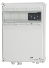 Grundfos LC108 niveaustyring til niveauvipper 1-5 A, 1 pumpe