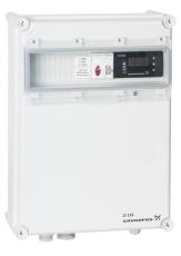 Grundfos LCD115 niveaustyring til transmitter 1-5 A, 2 pumpe