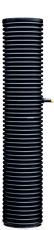 Grundfos Domestic 600 x 4000 x 50 mm PE-pumpebrønd til sort