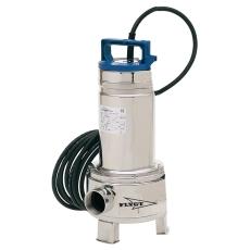 """Flygt pumpe DXV 50-15 med 2"""" muffe og 10 m kabel, 400 V"""