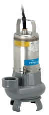 """Flygt pumpe DL 45-11 med 2"""" muffe og 10 m kabel, 400 V"""