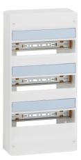 Gruppetavle Drivia 3x13 modul, hvid