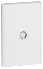 Dør For Drivia Tavle 2x13 modul, hvid