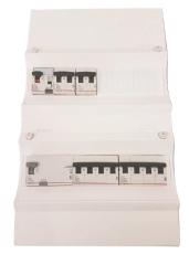 Boligtavle LLK2 01.1120 hvid