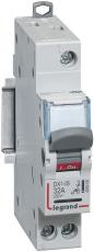 Lastafbryder DX3 1P 16A 250V 1-modul