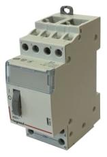 Kiprelæ CX3 16A 4 slutte 2M 230V
