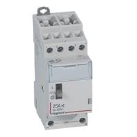 Modulkontaktor 25A 4 slutte 230V 2M brumfri