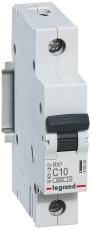 Automatsikring RX3 C 10A 1P, 1M, 6kA