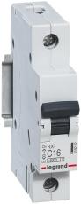 Automatsikring RX3 C 25A 1P, 1M, 6kA