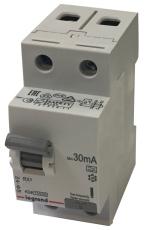 Fejlstrømsafbryder RX3 HPFI 25A 30mA, 2P, 2M, 10kA, type A