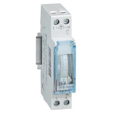 Kontaktur MicroRex3 QT11 analog døgn 230V