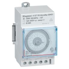 Kontaktur MicroRex3 QW31 analog uge 230V