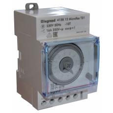 Kontaktur MicroRex3 T31 analog døgn 230V