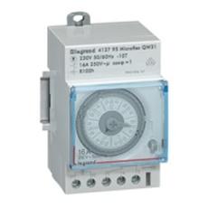 Kontaktur MicroRex3 QT31 analog døgn 230V
