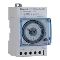 Kontaktur MicroRex3 W31 analog uge 230V
