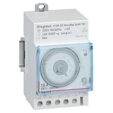 Kontaktur MicroRex AQT31 analog døgn auto sommer/vinter tid