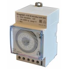 Kontaktur MicroRex3 AQW31 analog uge auto sommer/vinter tid