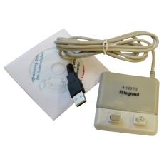 AlphaRex3 software, usb og nøgle