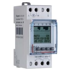 Kontaktur AlphaRex3 D21 S uge 1-kanal 230V