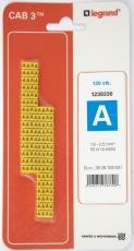 CAB3 LEDNINGSMÆRKE 1,5-2,5 (A)
