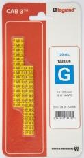 CAB3 LEDNINGSMRK1,5-2,5 (G)