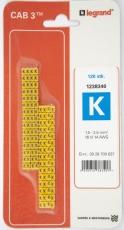 CAB3 LEDNINGSMRK1,5-2,5 (K)