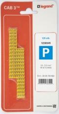 CAB3 LEDNINGSMRK1,5-2,5 (P)
